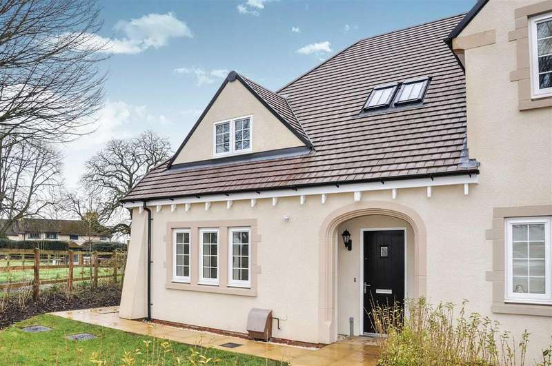 3 Bedrooms Semi Detached House for sale in Marlow Green, Bishops Itchington, Southam