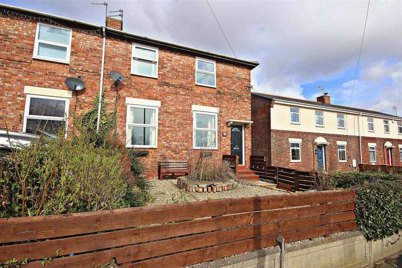 3 Bedrooms Semi Detached House for sale in Bullion Lane, Chester Le Street