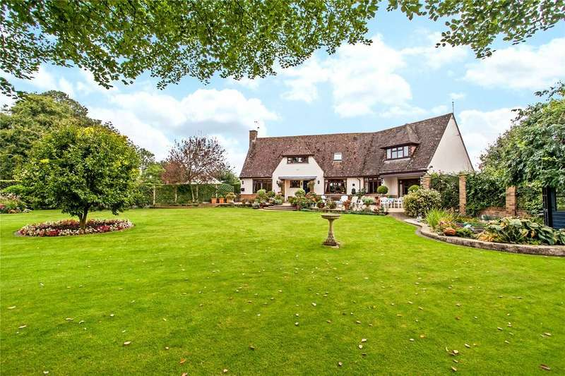 4 Bedrooms Detached House for sale in Kimpton, Andover, Hampshire, SP11