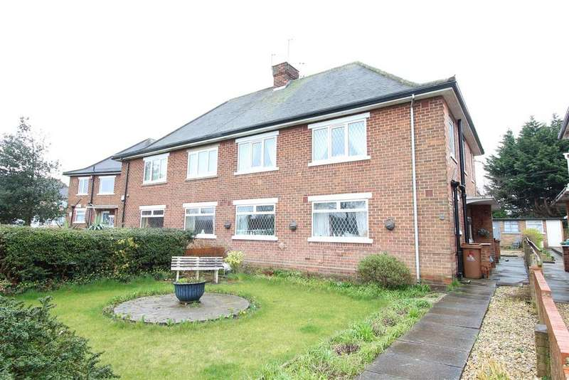 2 Bedrooms Flat for sale in Chester Place, Cleethorpes