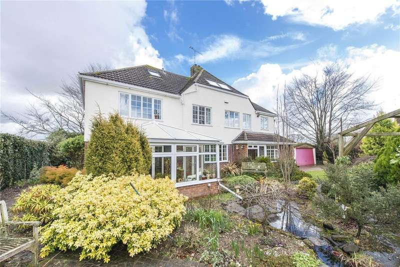 6 Bedrooms Detached House for sale in Letton Close, Blandford Forum, Dorset