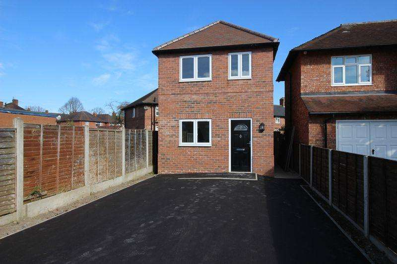 2 Bedrooms Detached House for sale in Crowmere Road, Shrewsbury