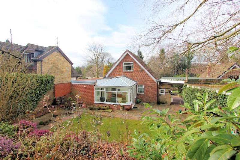 3 Bedrooms Detached Bungalow for sale in Rowley Lane, Lepton, Huddersfield