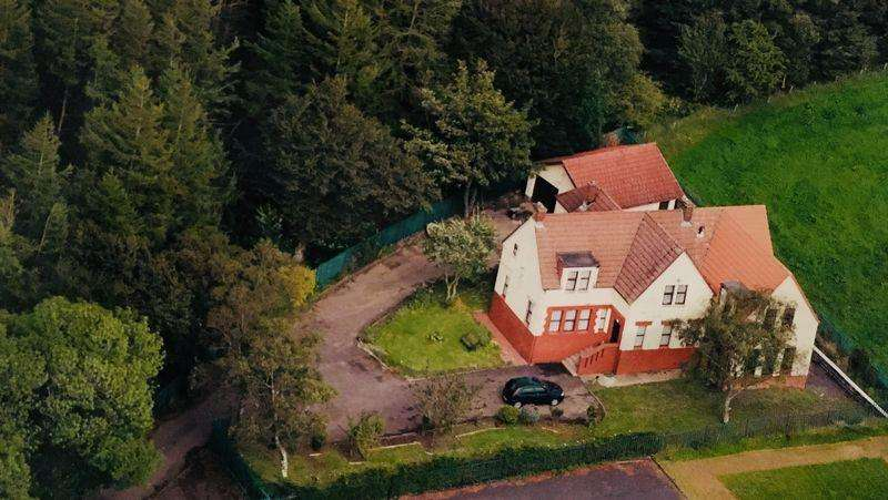 6 Bedrooms Detached House for sale in Cronberry School House by Cumnock, KA18 3LP