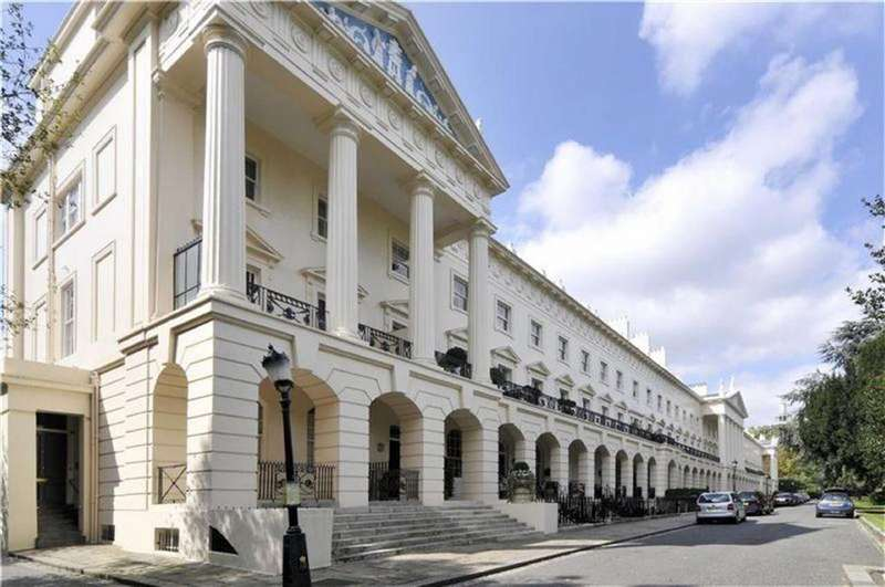 5 Bedrooms House for rent in Hanover Terrace, Regent's Park, London, NW1