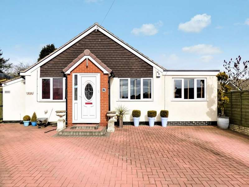 3 Bedrooms Detached Bungalow for sale in Park Avenue, Burntwood
