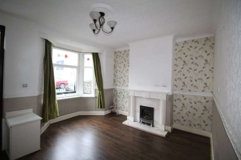 3 Bedrooms Terraced House for sale in Milton Street, Padiham, Burnley, BB12