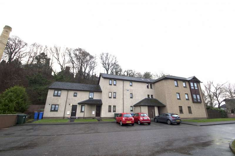 2 Bedrooms Flat for sale in Millburn Court Inverness, Inverness, IV2