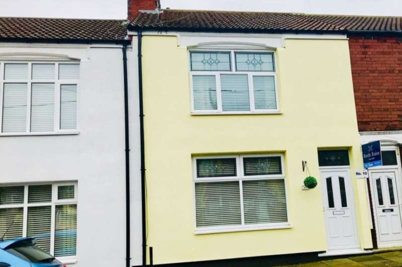 3 Bedrooms Terraced House for sale in Davison Street, Lingdale, Saltburn-By-The-Sea, TS12
