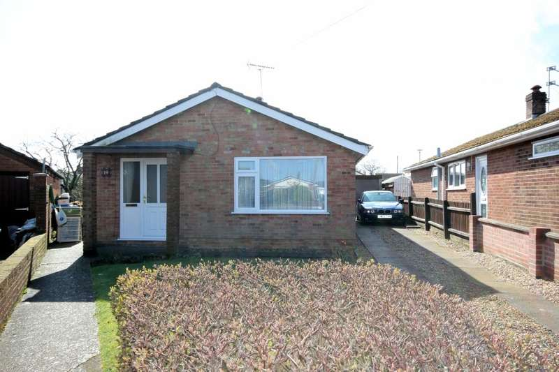 3 Bedrooms Detached Bungalow for sale in Riseway Close, Norwich, NR1