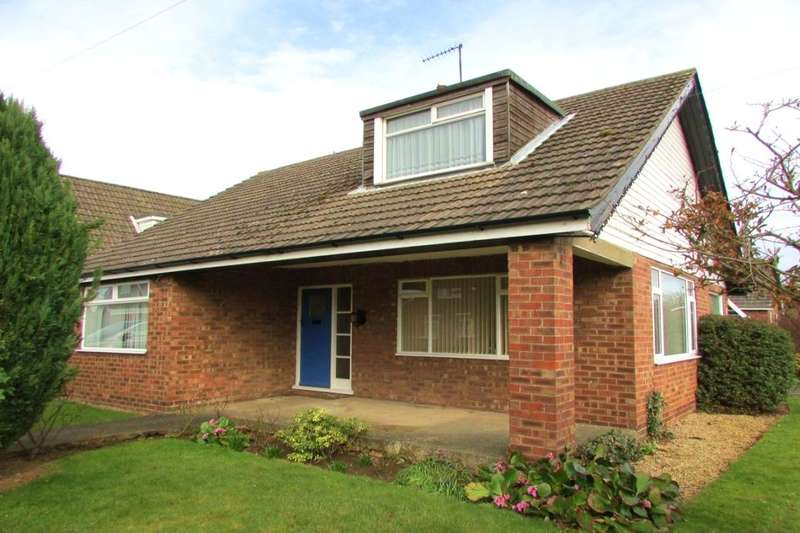 2 Bedrooms Detached Bungalow for sale in Orchard Drive, Burton-Upon-Stather, Scunthorpe, DN15