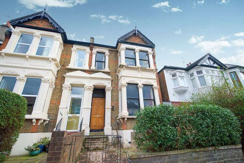3 Bedrooms Semi Detached House for sale in Sebert Road, London, E7