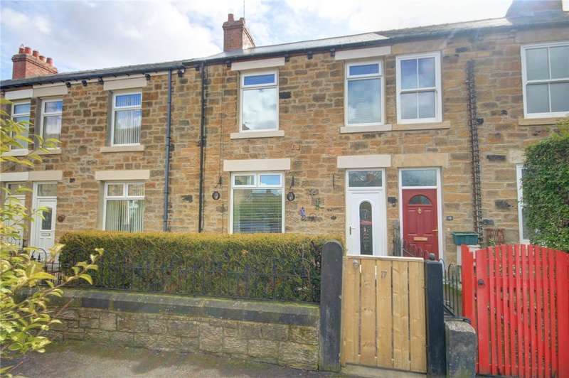 3 Bedrooms Terraced House for sale in Northgate, Annfield Plain, Stanley, DH9