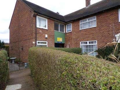 3 Bedrooms Maisonette Flat for sale in Castellan Rise, Bestwood Park, Nottingham, Nottinghamshire
