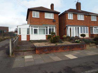 3 Bedrooms Detached House for sale in Tallington Road, Sheldon, Birmingham, West Midlands