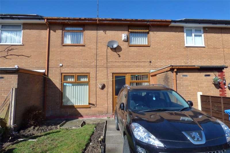 3 Bedrooms Terraced House for sale in James Bentley Walk, Newton Heath, Manchester, M40