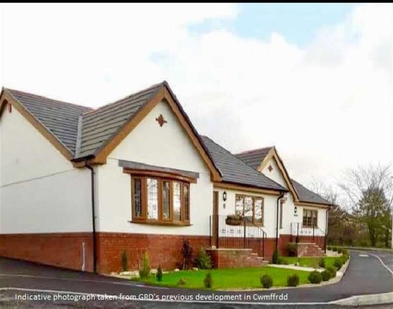 3 Bedrooms Detached Bungalow for sale in Bolahaul Road, Cwmffrwd, Carmarthen