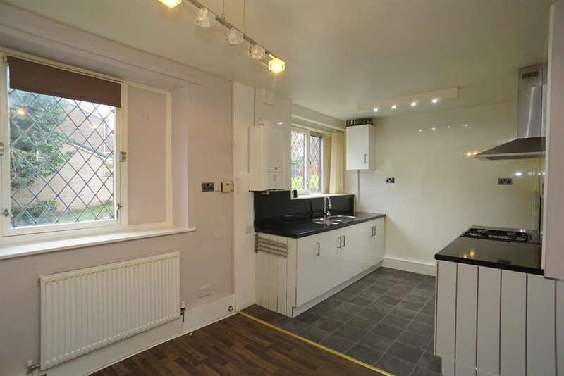 3 Bedrooms Ground Maisonette Flat for sale in Edge Well Crescent, Foxhill, Sheffield, S6 1FG