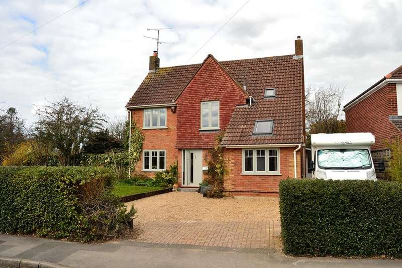 5 Bedrooms Detached House for sale in Repton Road, Earley, Reading, Berkshire, RG6 7LJ