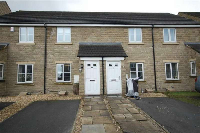 2 Bedrooms Terraced House for sale in Highfield Chase, Staincliffe, Dewsbury, WF13