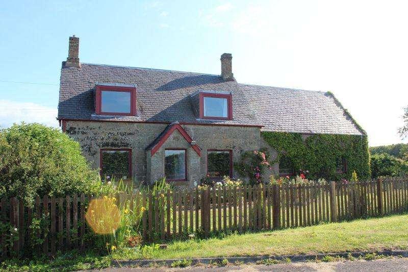 4 Bedrooms Cottage House for sale in Orange Lane, Coldstream TD12