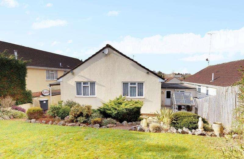 3 Bedrooms Detached Bungalow for sale in Haywain Close, Torquay