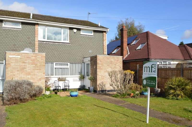 3 Bedrooms End Of Terrace House for sale in Trelawney, Rydens road, Walton on Thames KT1