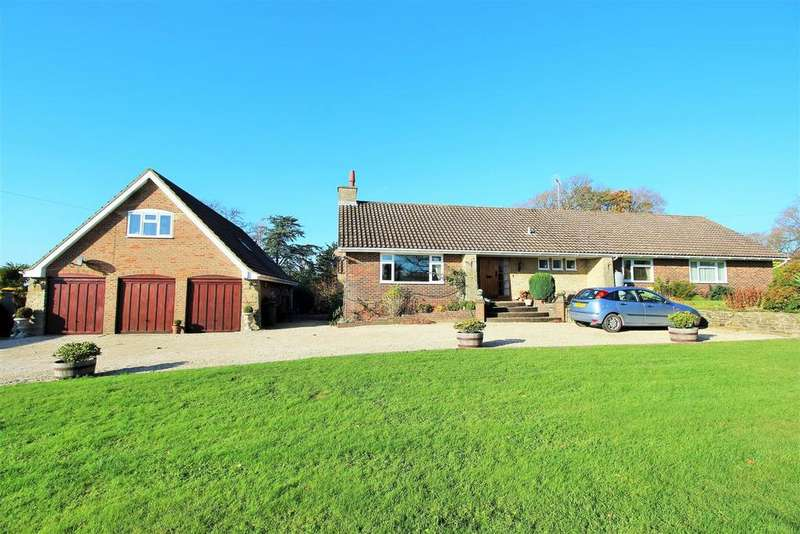 5 Bedrooms Detached Bungalow for sale in Church Road, Herstmonceux