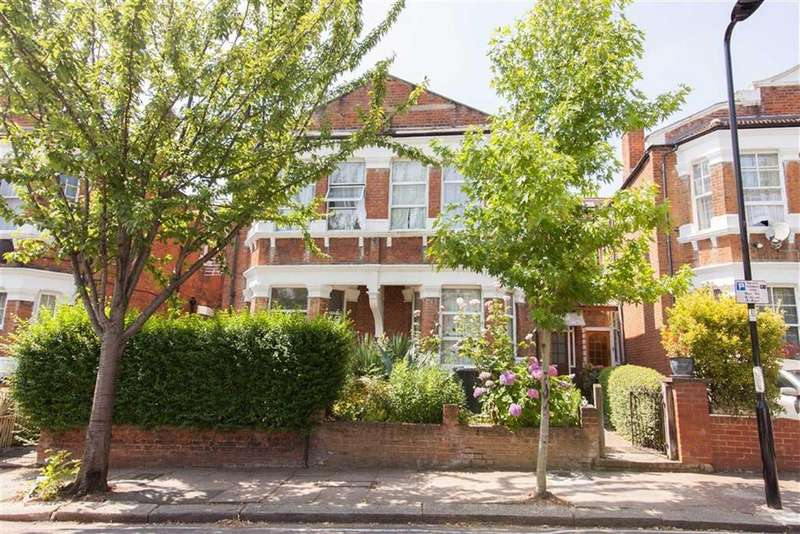 4 Bedrooms Semi Detached House for sale in Goldsmith Avenue, Acton, London