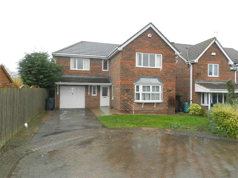 4 Bedrooms Detached House for sale in Coppice Lane, Harley, ROTHERHAM, South Yorkshire