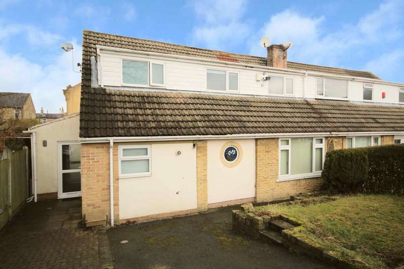 4 Bedrooms Semi Detached House for sale in 5 Elizabeth Drive, Wyke, BD12 8PP