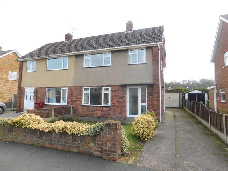 3 Bedrooms Semi Detached House for sale in HAWORTH CLOSE, SCUNTHORPE