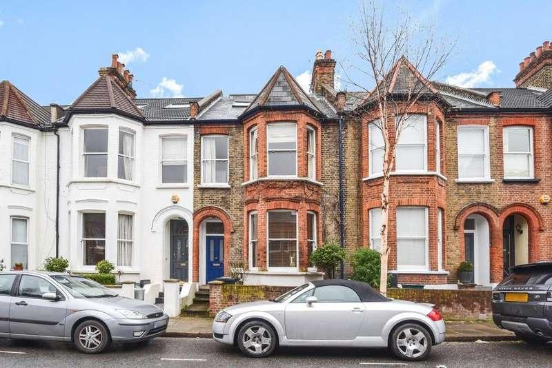 4 Bedrooms Terraced House for sale in Battledean Road, Highbury