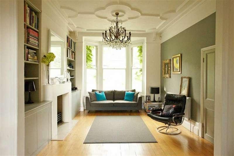 5 Bedrooms Semi Detached House for sale in Dyne Road, Kilburn, London, NW6