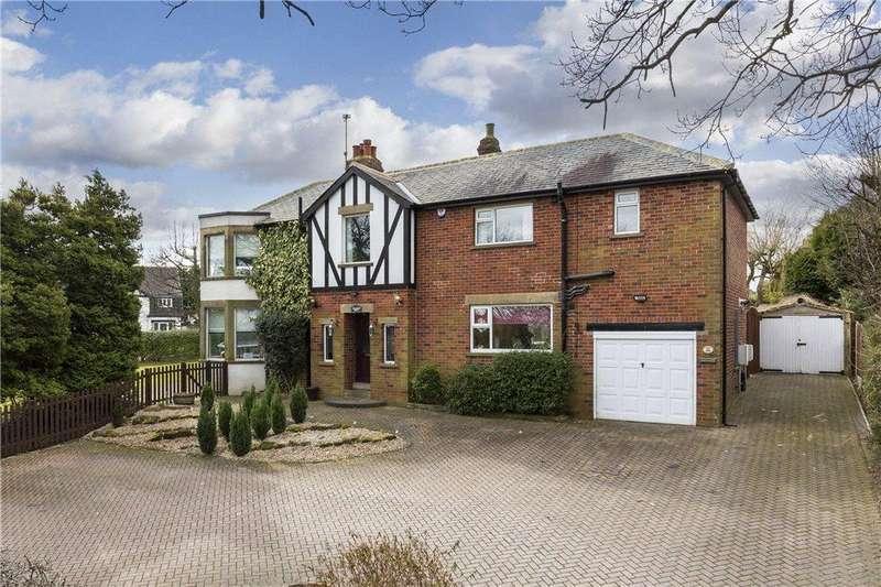4 Bedrooms Detached House for sale in Leeds Road, Bramhope, Leeds