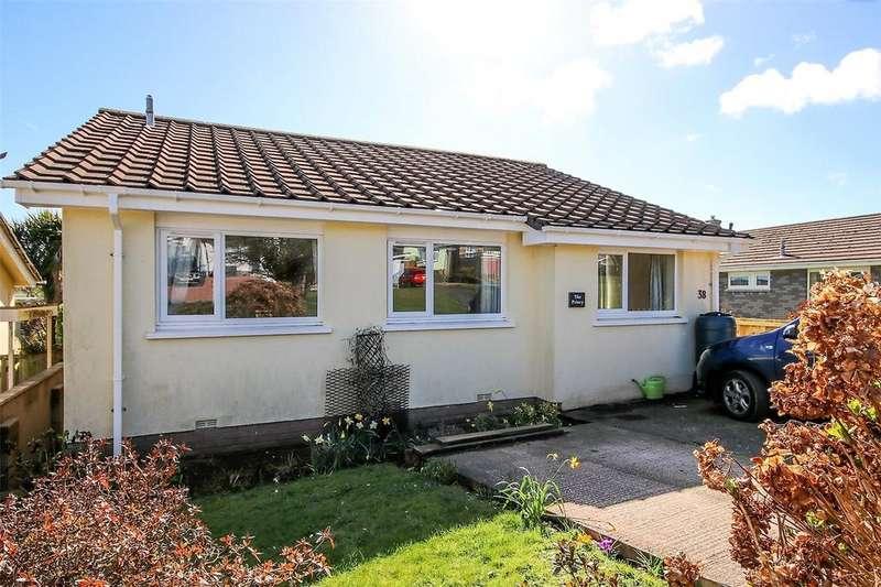 3 Bedrooms Detached Bungalow for sale in Green Park Way, Chillington, Kingsbridge, Devon, TQ7