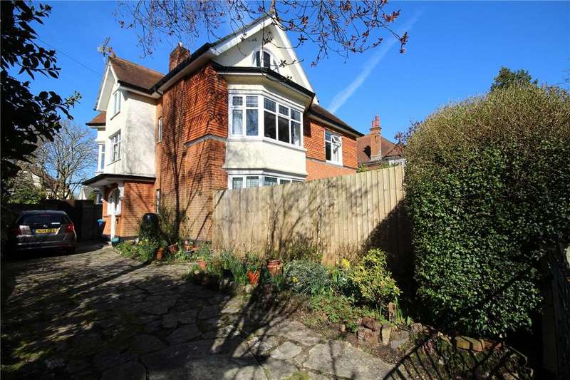 2 Bedrooms Detached House for sale in Forest Road, Branksome Park, Poole, Dorset, BH13