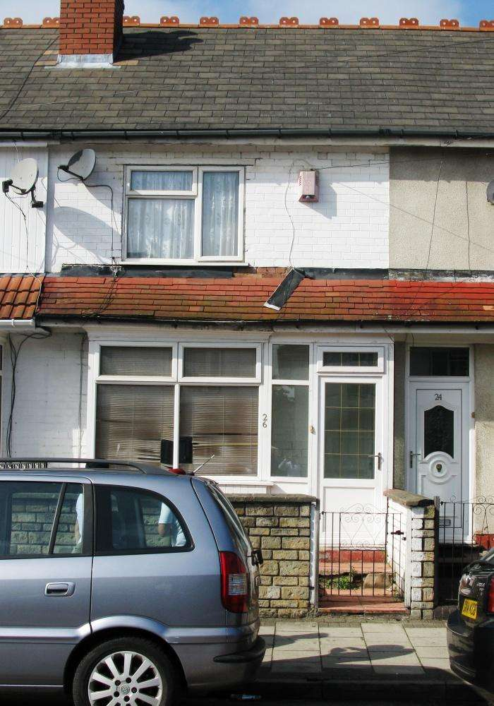 3 Bedrooms Terraced House for sale in ., BABINGTON RD, HANDSWORTH, B21