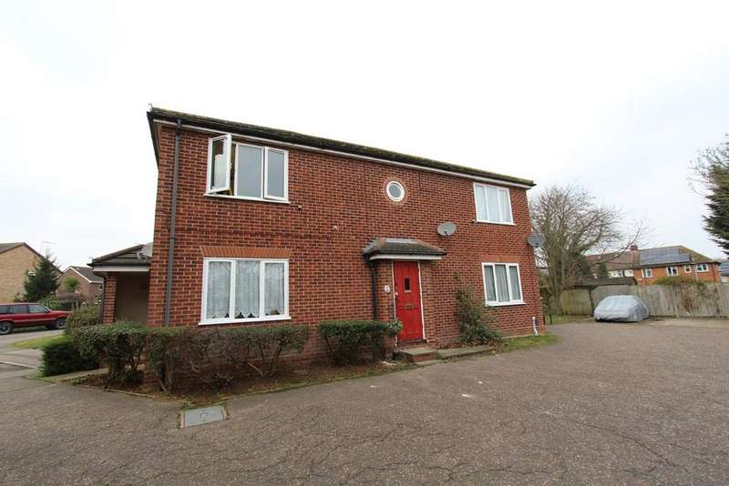 1 Bedroom Flat for sale in Avignon Close, COLCHESTER, CO2