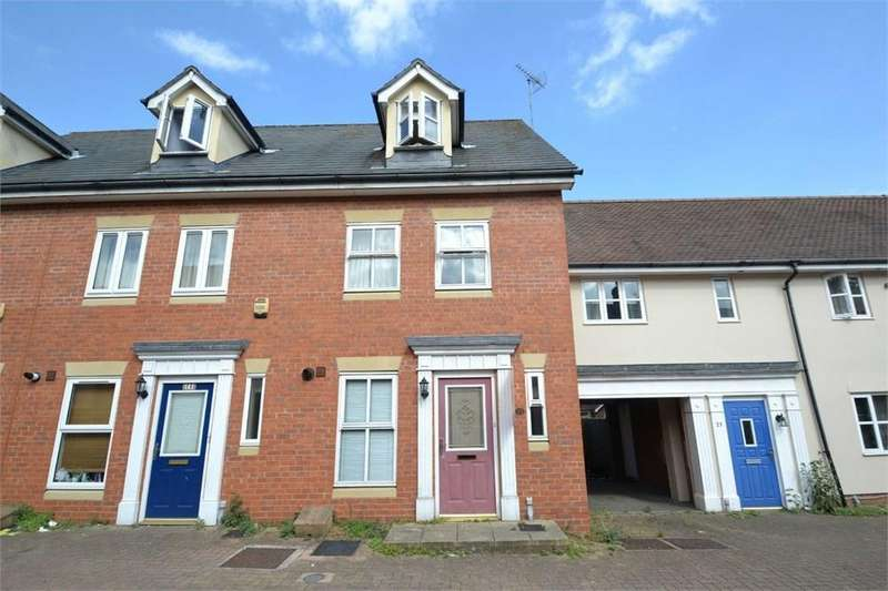 4 Bedrooms Terraced House for rent in Hatcher Crescent, Colchester, CO2
