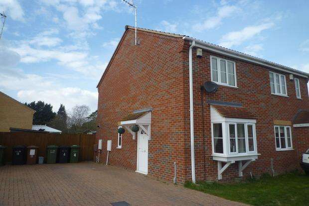 2 Bedrooms Semi Detached House for sale in Birdbeck Drive, Outwell, Wisbech, PE14