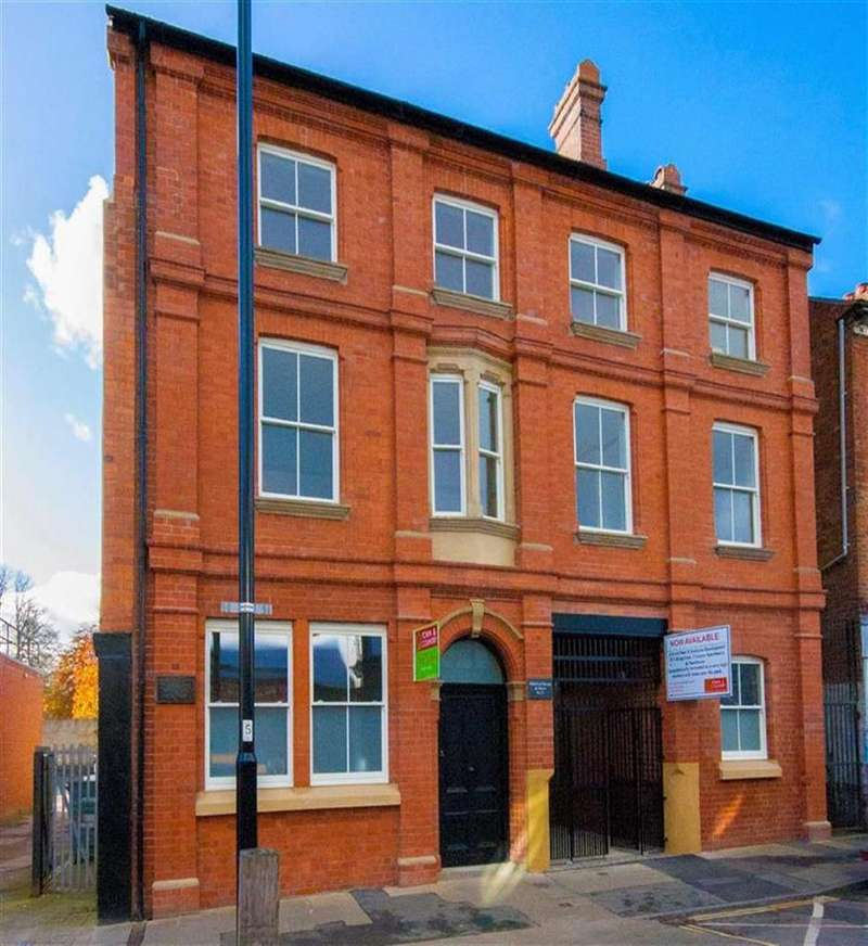 2 Bedrooms Apartment Flat for sale in Whitfield House, Oswestry