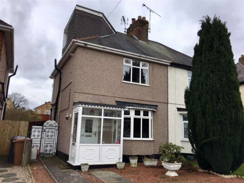 3 Bedrooms Semi Detached House for sale in Metcalfe Street, Earl Shilton
