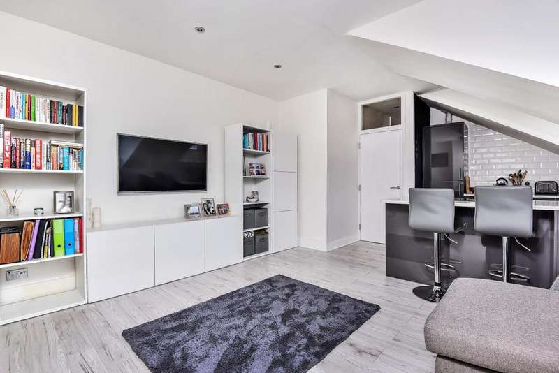1 Bedroom Flat for sale in Manville Road, Balham
