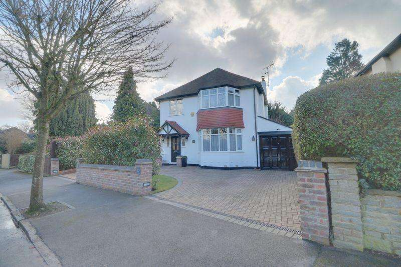 3 Bedrooms Detached House for sale in Brancaster Lane, Purley