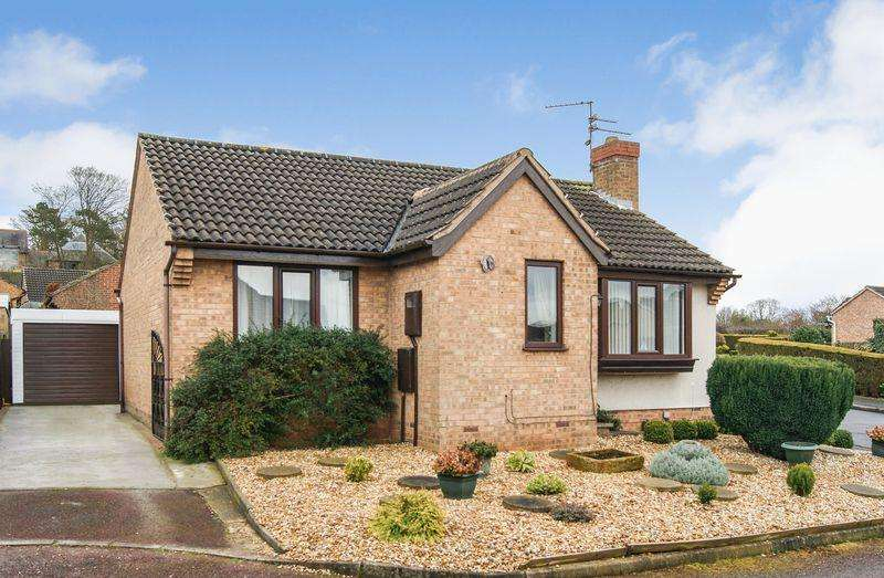 2 Bedrooms Detached Bungalow for sale in Old Mill Crescent, Newark