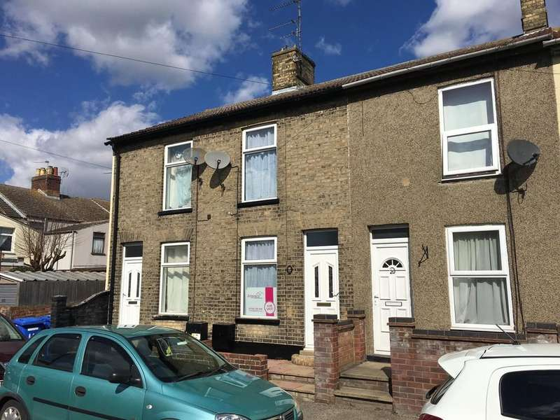 3 Bedrooms Terraced House for sale in Beckham Road, North Lowestoft