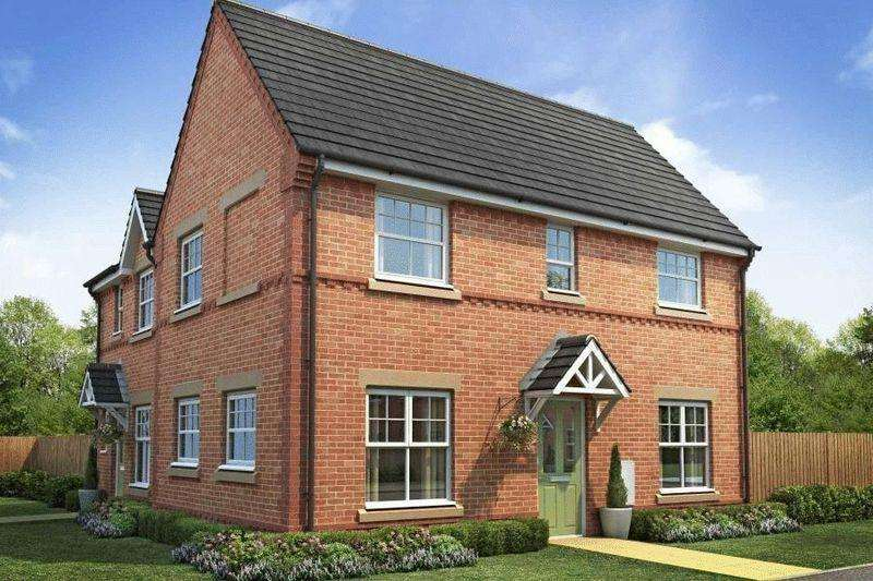 3 Bedrooms Semi Detached House for sale in Sycamore Road, Manchester