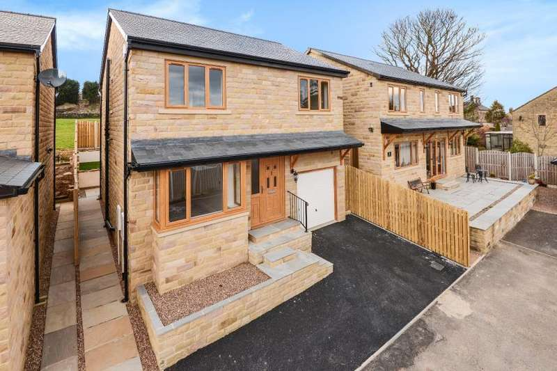 4 Bedrooms Detached House for sale in MEADOW GATE, IDLE, BRADFORD, BD10 8RS