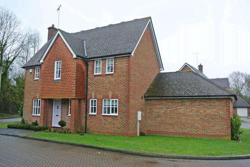 4 Bedrooms Detached House for sale in Fordwich, Canterbury